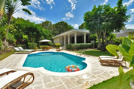 Barbados Villa On Sandy Lane Estate - Holetown - Villa