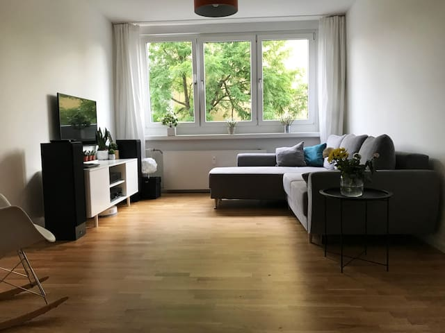 Beautiful apartment for family with children.
