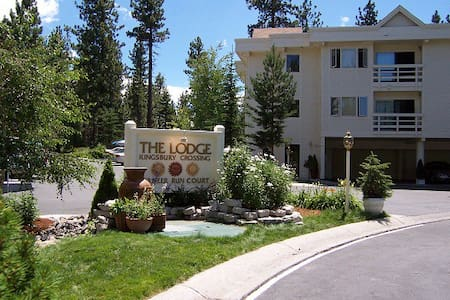 The Lodge at Kingsbury of Tahoe - 州界 - 公寓