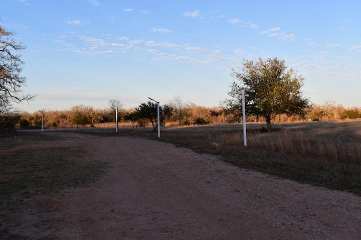 Dog-Friendly Lakeview Studio near Roundtop, TX