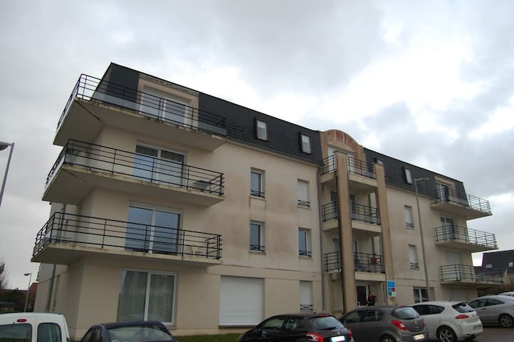 Appartement 1 chambre Standing Calme - Amiens