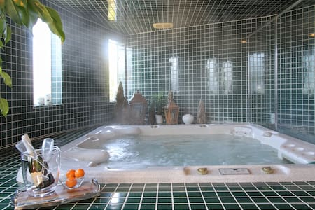 Private Spa Suite on secluded and gated estate - Bodega Bay - เกสต์เฮาส์