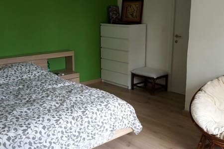 Charming room with private bathroom - Oudenaarde - Casa