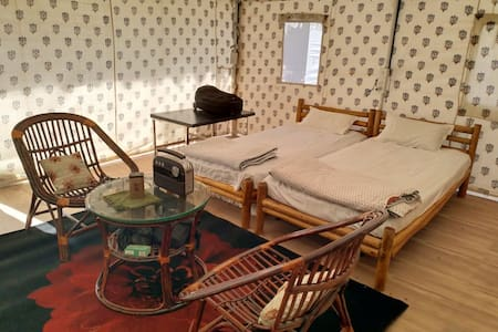 ARANYA ECO FARM Luxury Tent - 1