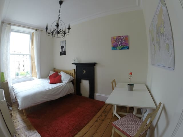 Large double room City center