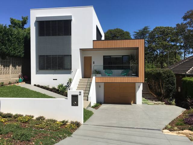 Modern Resort Style Home - Lane Cove - House