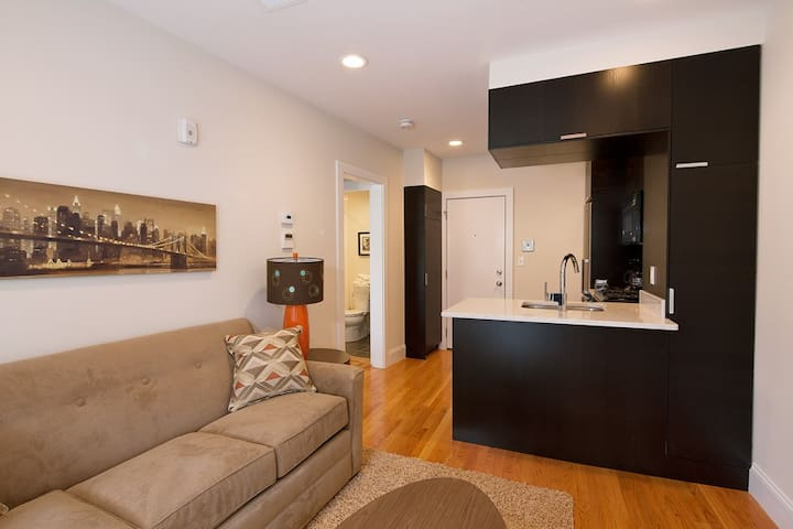 19th Century on Tremont | Modern Unit 1BR 1BA #6