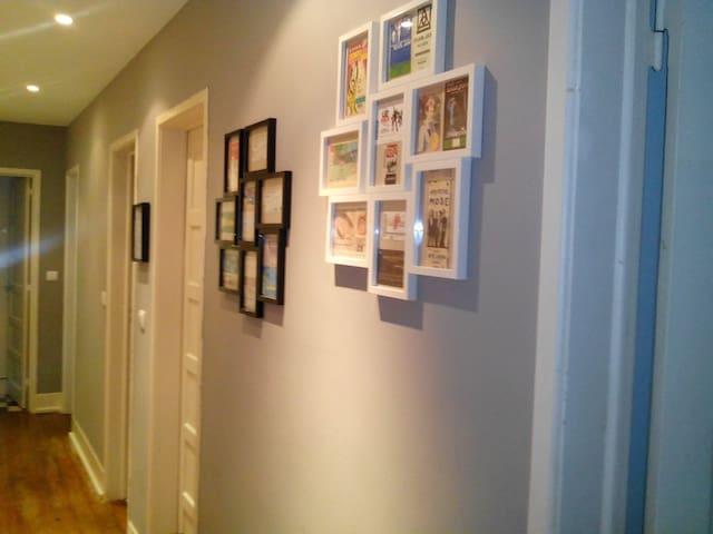 Casa do Jardim-Escola, perfeita para famílias