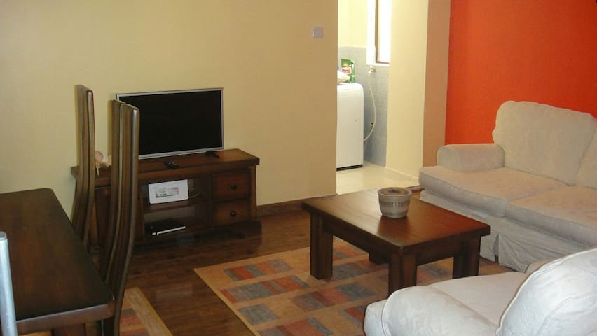 Tastefully Furnished 1 Br Apartment in Keleleshwa