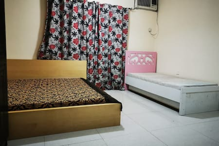 furnished room in central Dubai