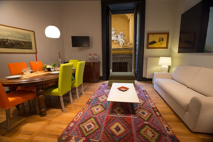 CONDO IN PIAZZA DEL PLEBISCITO  - Napoli - Apartment