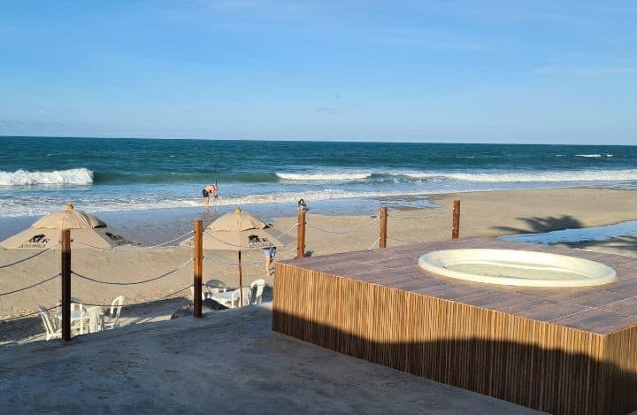 Aconchegante e Romantica Suite à Beira-mar