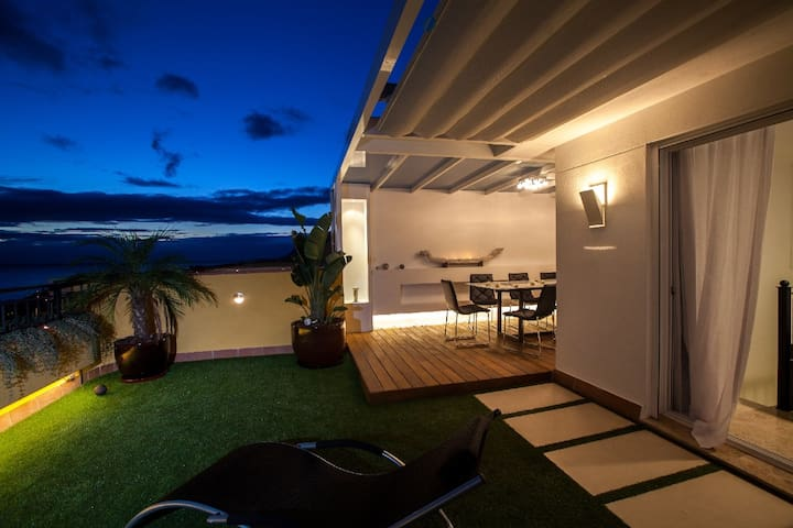 Penthouse Vista Mar - Santiago del Teide - Apartment