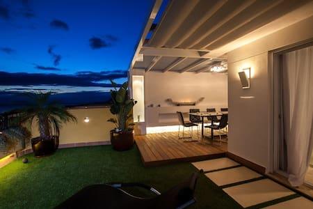 Penthouse Vista Mar - 桑蒂亚戈德尔泰德(Santiago del Teide) - 公寓