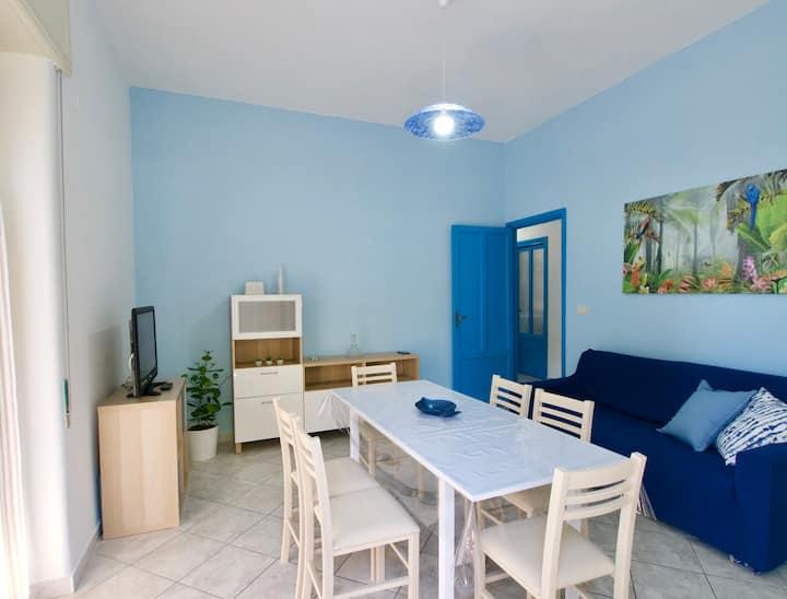 Residence del Golfo - Scauri, Family Apartment