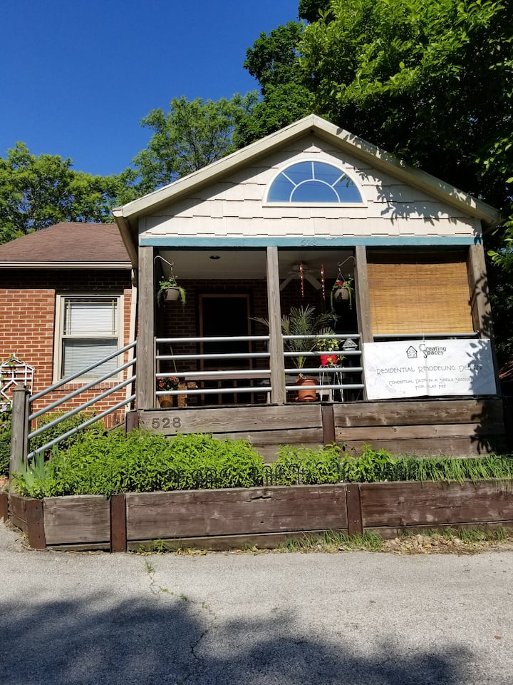 Charming Updated 1922 Bungalow