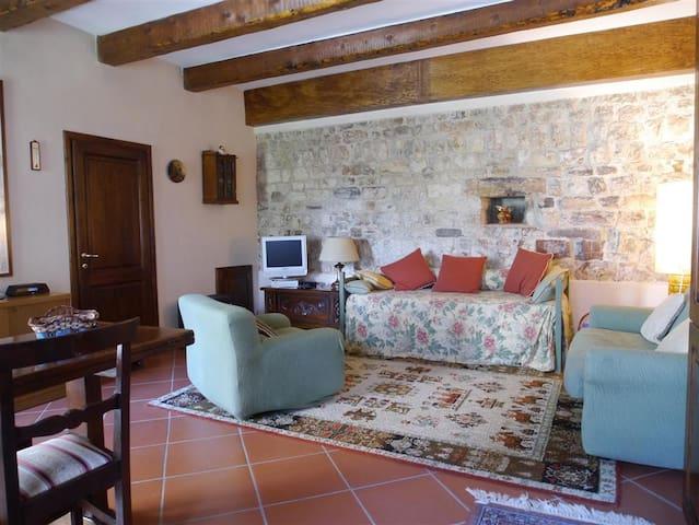 Peace at Pornano - Radda In Chianti (Siena) - Apartament