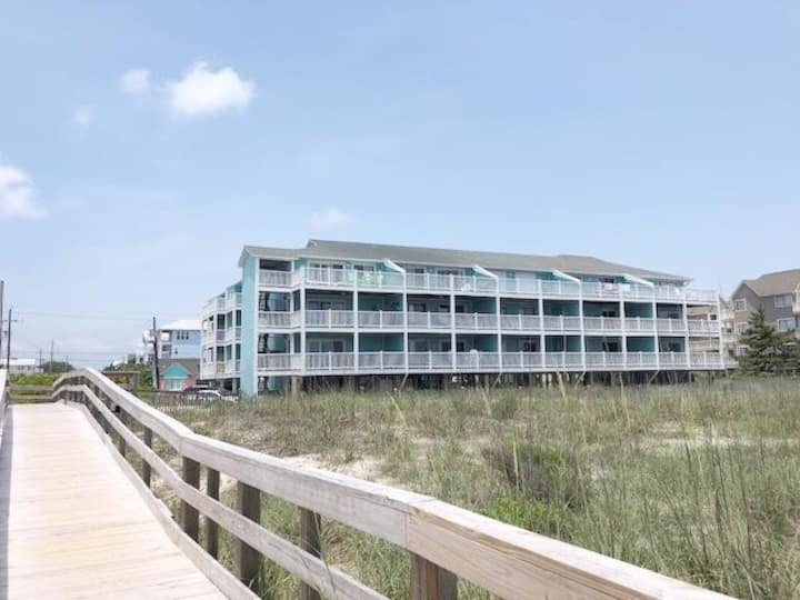 Awesome Oceanfront Condo at Carolina Beach
