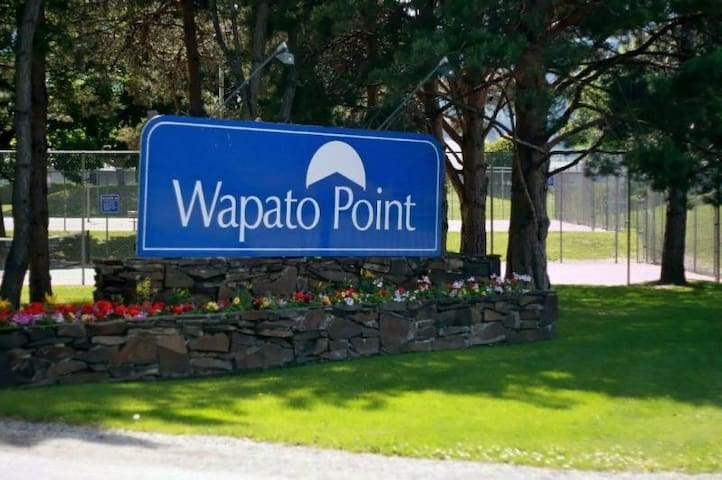Wapato Point Resort @ Lk Chelan-Apr 2-9,2020