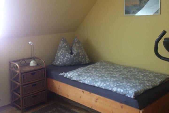 Charmante 5-Zimmerwohnung auf dem Land
