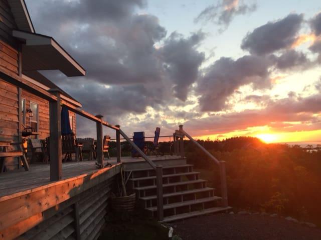 Highland Beachhouse - Antigonish - Hus