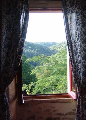 Chambre champêtre