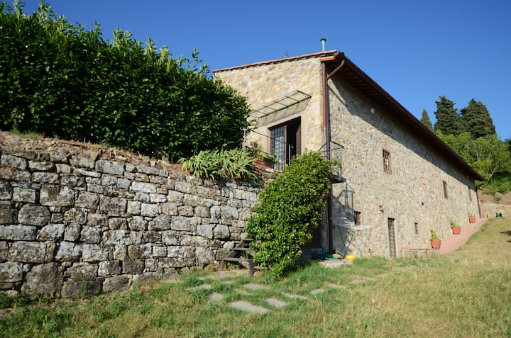 Fiesole Country House Above Firenze