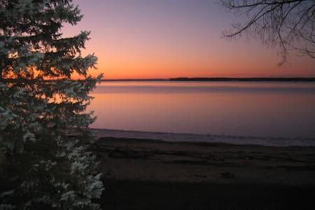 Savourez le fleuve et la nature (comme au chalet) - Nicolet - Casa