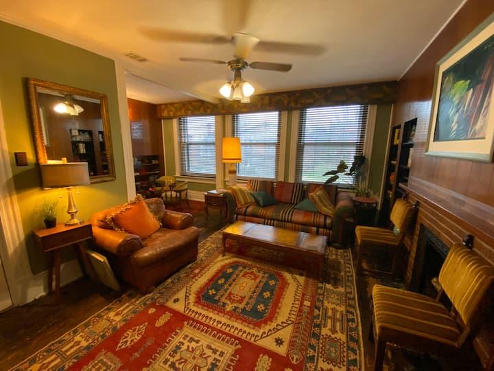 Mid Century Two Bedroom Apartment
