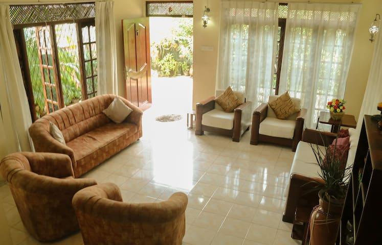 Cozy Private Room in the heart of Mount Lavinia - Dehiwala-Mount Lavinia - Ev