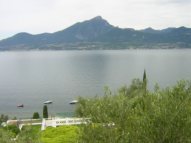 vacancy in garda lake - Torri del Benaco - Daire