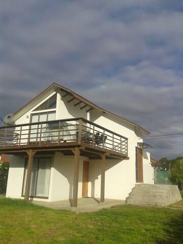 Tongoy, Casa en lindo condominio