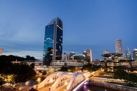 Riverside Apt in Central Singapore - Singapore