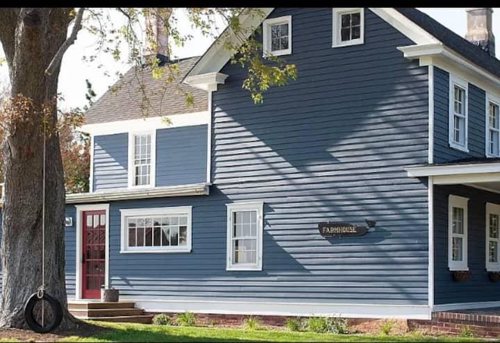 Black Whale Farmhouse