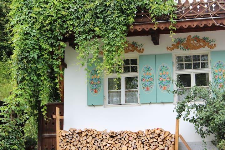Gemütliches Zimmer im bayerischen Landhaus - Wolfratshausen - Dom