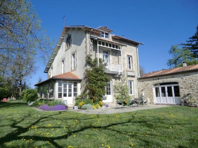 La Garance - Chambre familiale - Saint-Péray - Bed & Breakfast