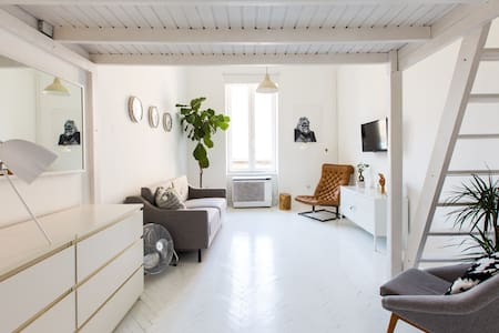 DOB Design ♥ City Center ♥ A/C - Budapest - Wohnung