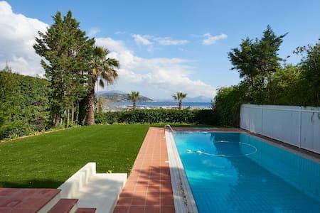 "Villa ""Eliza"" sea front near Athens - Vari"
