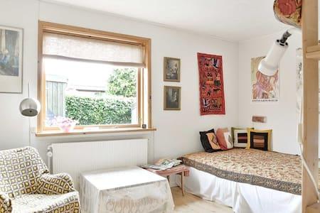 Lejlighed / halvt hus nær Århus midt i Østjylland