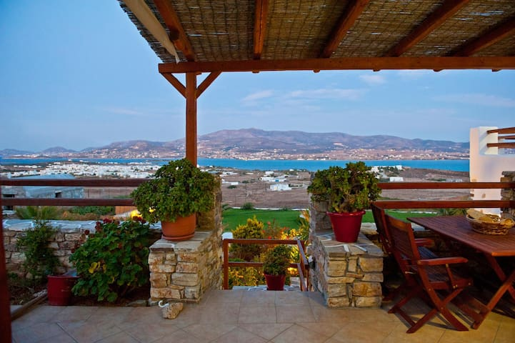 A house with panoramic see view. - Antiparos - Hus
