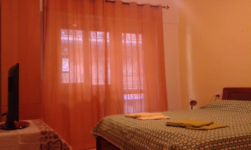 le stanze sono calde e confortevoli
