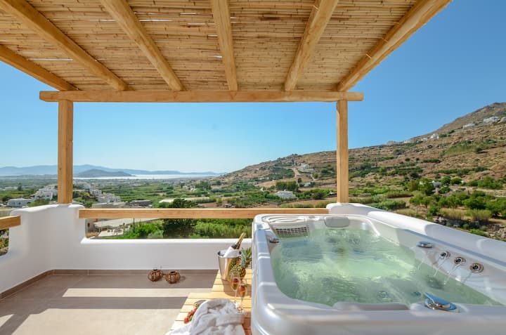 Naxos Pantheon Luxury Apartments - ARIADNE