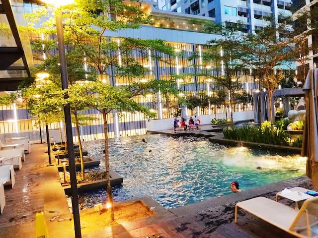 /•Kuala Lumpur's BEST Staycation Place•/
