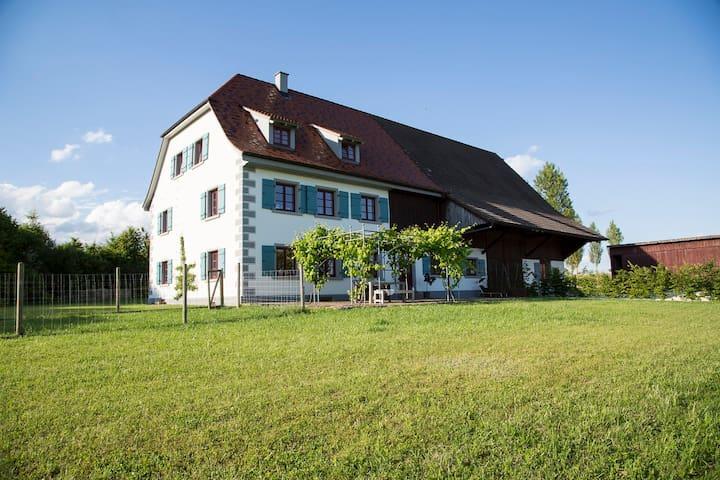 Das Hofgut Dürrenbühl lädt dich ein... - Eigeltingen - Haus