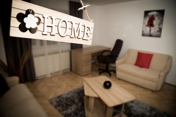 Welcome home! Cozy two-room Apartment in Timisoara