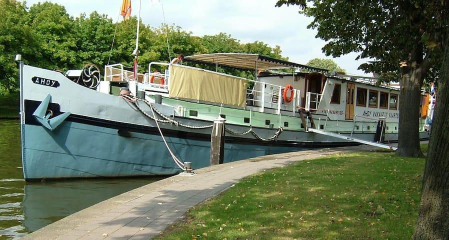 Cabin 6 onboard Passengership Ahoy