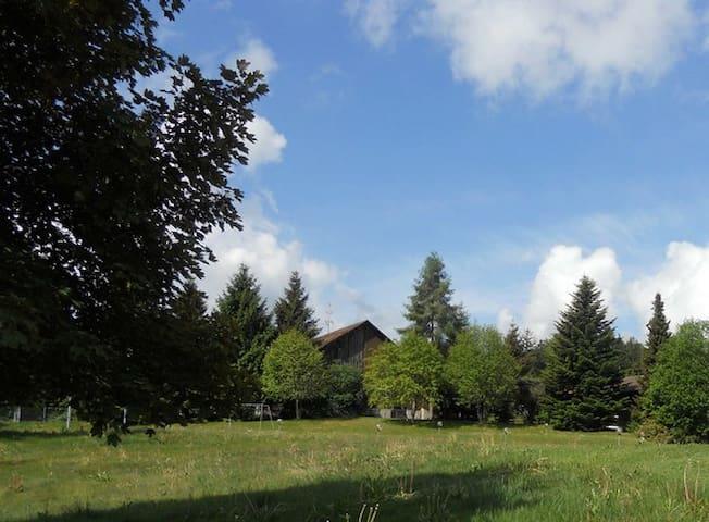 2 jolies chambres dans ferme - Lausanne - Apartment