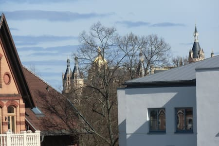 Wohnung am Schloßgarten - Schwerin