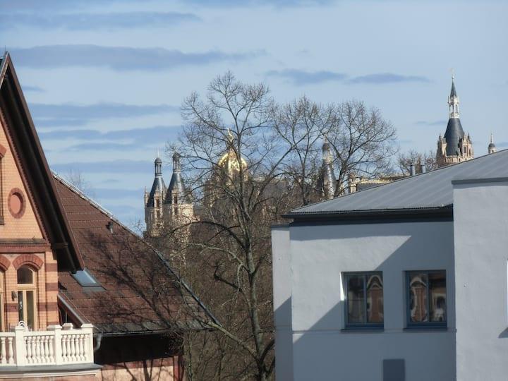 Wohnung am Schloßgarten