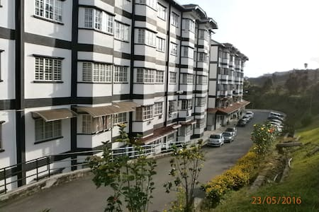 Green Hill Apartment Near Heritage Hotel - Brinchang